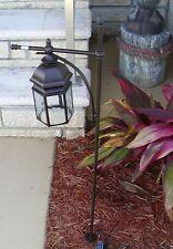 Hampton Bay Outdoor Path Light Bronze Finish ~ Water Glass Model 209638