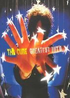 dvd musicale The Cure Greatest Hits