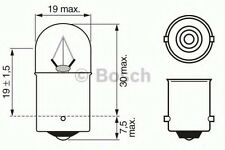 Bosch Camión/LT R5W 24V 5W Ba15S - 1987302510 comercio PK