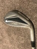 Nike Engage Wedge Square 60* deg Raw Finish Right Hand Golf Club
