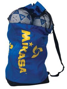 Mikasa Deluxe Equipment Bag, Blue