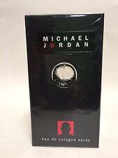 MICHAEL JORDAN FOR MEN EAU DE COLOGNE 3.4 OZ 100 ML NEW IN SEALED BOX SALE! $$$