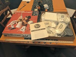 1967 REVELL AMERICAN SPACE PROGRAM ROCKET KIT, FSIB UNBUILT, MIB COLLECTOR'S SET