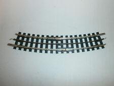 Trenngleis gebogen R1 24° TRIX  Express  4384 H0 NEUWERTIG
