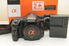 Used Sony Alpha SLT A65 24.3MP Digital SLR Camera -Body only - low shutter count