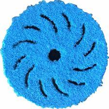 Rupes 6 Inch Blue Coarse Microfiber Polishing Pad 9BF170XH