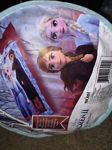 Disney Frozen 2 Sleeping Bag Elsa Ana Outdoor Indoor Girls Travel Camping Kids