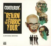 Kord Return Of The Fabric Four (2018) 12-track CD Album digipak Neu/Verpackt