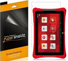 3X SuperShieldz HD Clear Screen Protector Shield Saver For Nabi Elev-8 (8-inch)