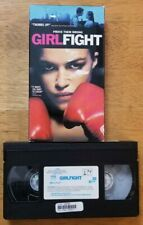 Girlfight (2000) - Vhs Tape Movie- Drama - Michelle Rodriguez - Santiago Douglas