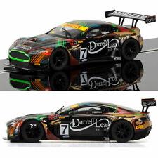 Scalextric Slot Car C3856 Aston Martin Gt3 Tony Quinn Clipsal 500 2013