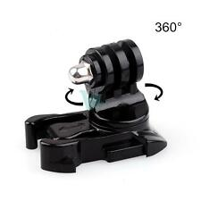 GoPro Universal 360 Rotating Swivel Mount For GoPro HD Hero 4 3+ 3 2 Accessories