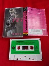 Vintage! SAMANTHA FOX / TOUCH ME / JAPAN CASSETTE TAPE JAPANESE / UK DESPATCH