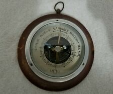 Vintage Wall Hanging Barometer (Pre-Owned) Untested
