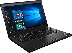 Lenovo Thinkpad X250 Core i5-5200U 4GB Ram 500GB HDD Windows 10 Pro 64Bit Laptop