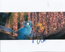 RACHEL CROW signed *RIO 2* MOVIE 8X10 photo CARLA *PROOF* W/COA #2