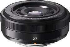Fujifilm Fujinon XF 27 mm F/2.8 Lentes