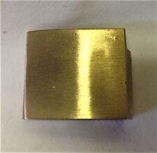 Brand new brass Habaki for Shinken Iaito iaido kartana Japanese sword