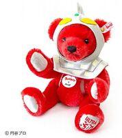 Steiff x Ultraman Seven 50th Anniversary Bear 1500 Japan Limited NEW F/S