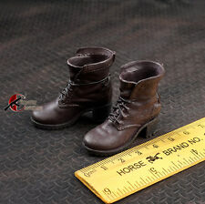 1/6 Scarlet Witch Short Boots Female Shoes F 12'' Action Figure