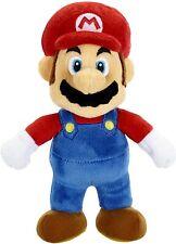 "Official World of Nintendo Super Mario Bros Collectable Plush Soft Toy 7.5"" 19cm"