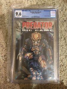 Predator Big Game #1 (of 4) CGC 9 .6  Dark Horse Comics 1991