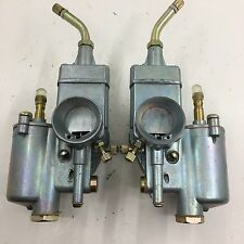 28mm carb pair Vergaser carburettor carby fit K302 BMW M72 MT URAL K750 MW Dnepr