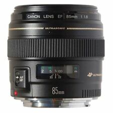 Canon EF 85mm f/1.8 USM lente tarjeta de memoria SDHC Uhs-i 32GB