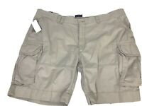 Polo Ralph Lauren Classic Chino Cargo Shorts Khaki 100% Cotton Mens Size 50B