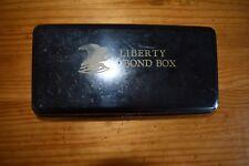 Liberty Bond Box (Metal) - Fulton, Illinois - Unlocked - No key