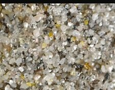 MIXED ROUGH AFRICAN DIAMOND LOT 1/2CT (50 LOOSE).  GENUINE!!!!   (L20ao)