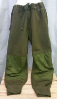 Canadian Forces Army Fleece Pants Sz. 7038 Waist 38 Combat Sweatpants IECS