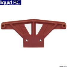 RPM R/C Products 81169 RPM Wide Front Bumper Rustler/Stampede 2WD Red