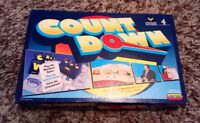 VINTAGE 1997 COUNT DOWN BOARD GAME COMPLETE LOVELY CONDITION SPEARS TV SHOW GAME