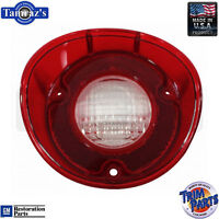 72 Chevelle Reverse Taillight Back Up Tail Light Lamp Lens Made in the USA - LH