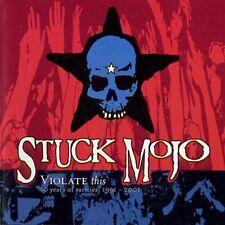 Stuck Mojo - Violate This - 10 Years Rarities - CD - Neu OVP