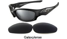 Galaxy Replacement Lenses For Oakley Straight Jacket (2007) Black Polarized
