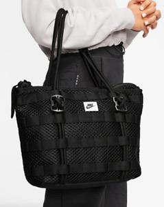 Womens Nike Air Small Tote Bag Black NWT CU2607 010  READ LISTING