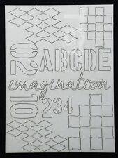 Tando Creative texturas 1 reduce greyboard aglomerado letras imaginación de medios