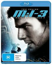 Mission Impossible 3 (Blu-ray, 2011)