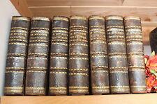LE BOTANISTE CULTIVATEUR par G. L. M. du Mont de Courset - complet 7 vol. 1811
