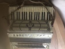 Gorgeous Antique Piano Accordion