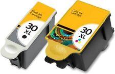 2PK For Kodak 30XL Ink Cartridge For ESP C310 ESP C315 ESP Office 2150  30 XL