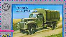 FORD TRUCK 6 MODIFICATION 1943. 1/72 PST 72051