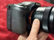 Sony Alpha A99 II 42.4MP Digital Camera - Black