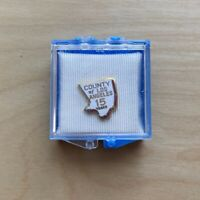 Vintage County of Los Angeles Employee 15 Years Service Pins Unused Pristine LN