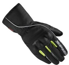 Spidi WNT-2 H2Out Motorcycle Waterproof Breathable Textile Gloves - Black Grey