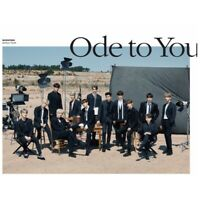 SEVENTEEN ODE TO YOU Goods Official MD Official Goods + Free Ship