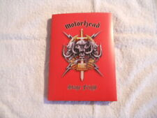 "Motorhead ""Stage Fright"" 2005  2 DVD Box Set Digipack Limited Logo Deluxe New $"