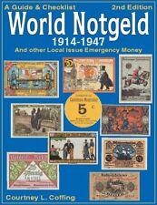 Digital Book WORLD NOTGELD 1914-1947 2ND EDITION - KRAUSE